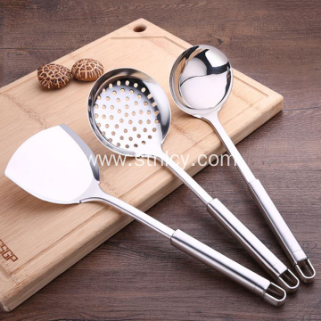 Stainless Steel Spatula Kitchen Utensils Set